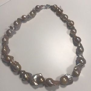 JTV Multicolor Freshwater Pearl Necklace